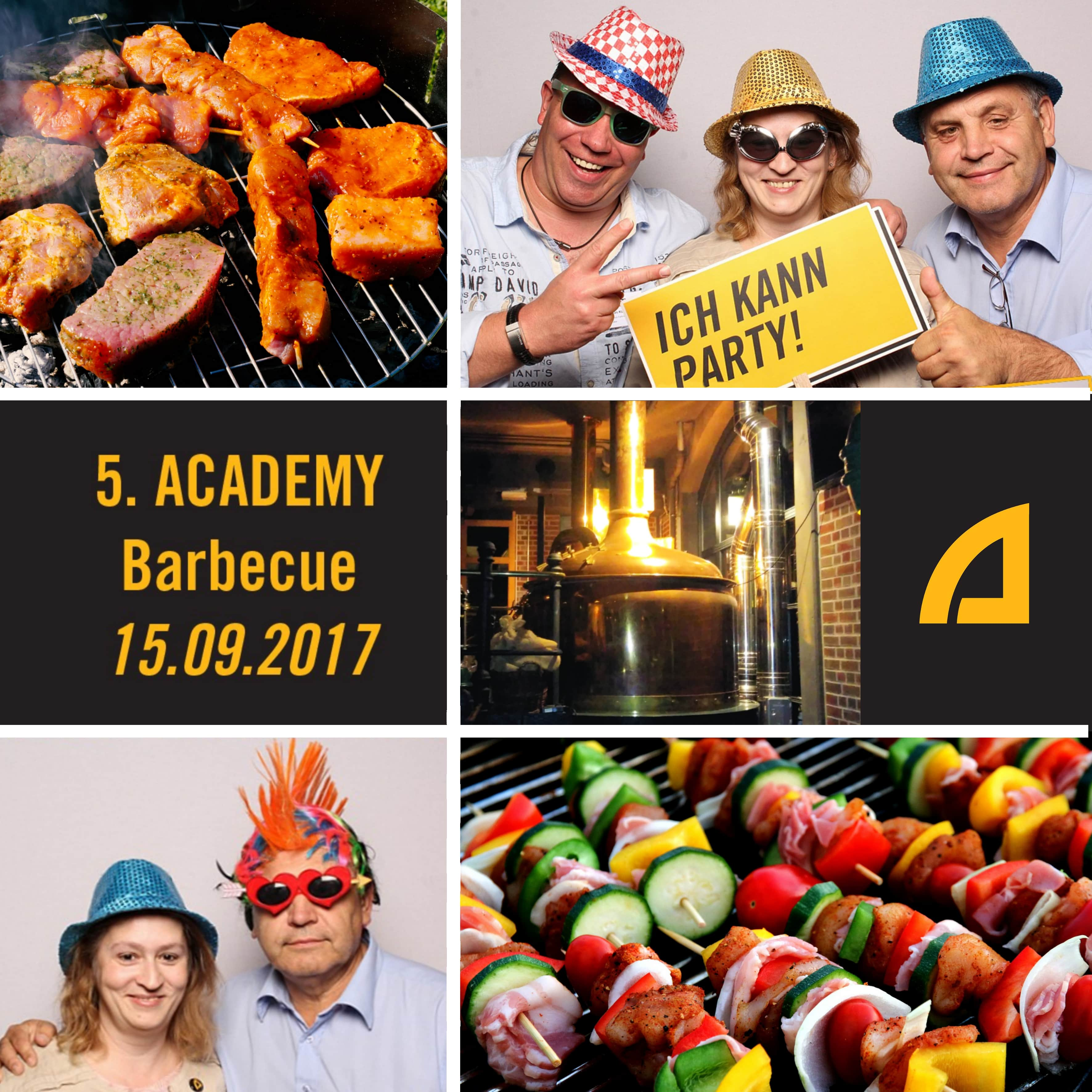 ACADEMY-Barbecue 2017